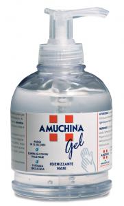 AMUCHINA Haargel Desinfektion Hände Spender 250 ml Desinfektionsmittel Und Desinfektion