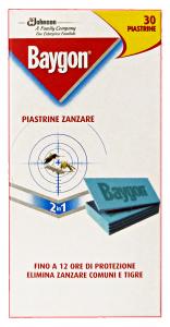 BAYGON Piastrine X 30 pz. - Insetticidi e repellenti