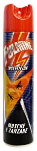 FULMINE Mosche/zanz.spray 400 ml. - Insetticidi e repellenti