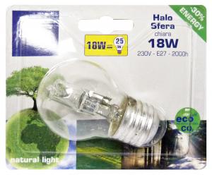 LEUCI Lamp.sphere E27 18w 444060 Lamp.alog. - Lampen Und Material Elektrisch