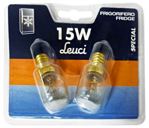 LEUCI Lamp.frigo 15w e14 092300.0112 - Lampade e materiale elettrico