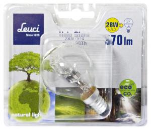 LEUCI Glühbirne SFERA E14 28W 444048 Lampe LOG. Elektrizität