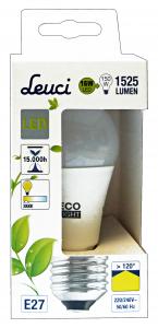 Leuci LED-Lampe Fallen 16w E27 = 150w