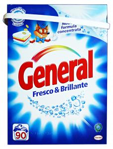 GENERAL General Lavatrice Fustone 90 Mis. 4,95 Kg. Detergenti Casa