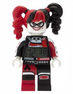 LEGO® Sveglia da tavolo BATMAN MOVIE HARLEY QUIN MINIFIGURE CLOCK