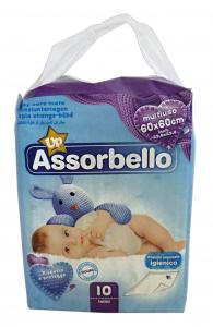 Assorbello Cloths Salvaletto 60x60 10 cm Pieces - Accessories Toilets