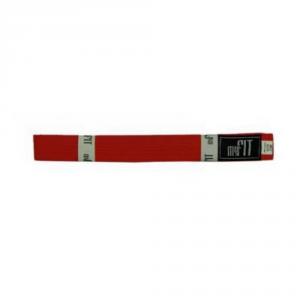 MYFIT Cintura judo karate arancio MA-03 accessori boxe e arti marziali