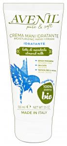 AVENIL Mani idratante latte/avena 100 ml. - Crema mani