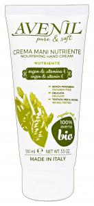 AVENIL Crema Mani Nutriente 100 Ml Latte/Avena Cura Della Pelle