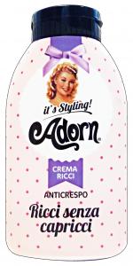 ADORN Crema vintage ricci senza capricci 200 ml.