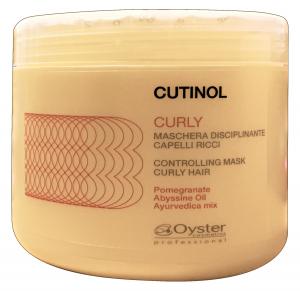 CUTINOL Curly maschera capelli ricci professionale 500 ml.