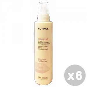 CUTINOL Set 6 CUTINOL Color up spray professionale 150 ml. - articoli per capelli