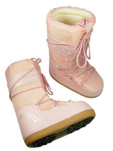MYSNOW Botas Para La Nieve Junior Rosa (Tamaños 32-33-34) La Nieve Caliente Cómoda Tapizada