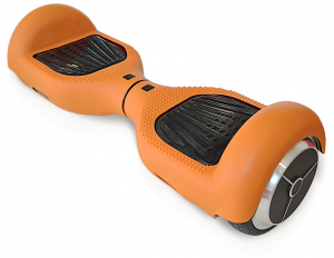 I-BIKE Skin Cover Cubierta para 6.5 Orange Balance Board Orange Electric Mobility