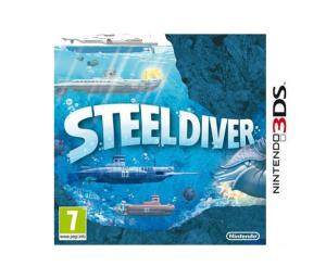 Jeu vidéo Nintendo 3DS Steel Diver