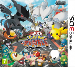 NINTENDO Videogioco 3DS Pokemon Rumble
