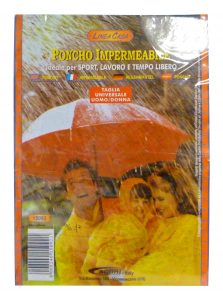 Poncho IMP HAIR Waterproof CANTINI Article 15092 Accessories For the House