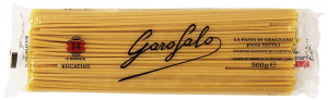 PASTA GAROFALO Bucatini N.14 500 Grammi Pasta Made In Italy
