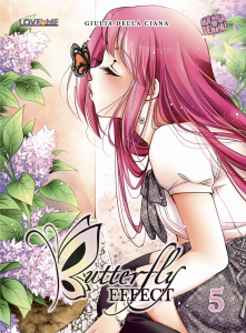 BUTTERFLY EFFECT volume 5