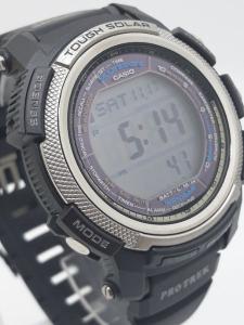 Orologio Casio Uomo PRO-TREK PRW-2000-1ER con altimetro, barometro, termometro, bussola, tough solar, wave ceptor vendita on line    OROLOGERIA BRUNI Imperia