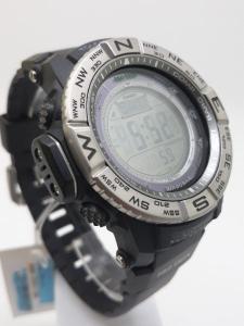 Orologio Casio Uomo PRO-TREK PRW-3500-1ER con altimetro, barometro, termometro, bussola vendita on line | OROLOGERIA BRUNI Imperia
