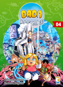 DADA ADVENTURE volume 4