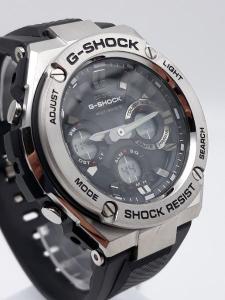 Orologio uomo Casio G-Scock GST-W110-1AER vendita on line | OROLOGERIA BRUNI Imperia