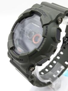 Orologio Casio Uomo G-SHOCK GD-100MS-3ER  vendita on line | OROLOGERIA BRUNI Imperia