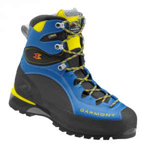 'GARMONT TOWER LX GTX Scarpe trekking blu / giallo goretex pedule montagna outdoor'