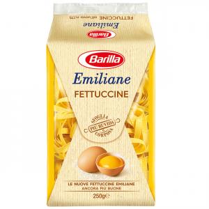 BARILLA Emiliane Fettuccine All 'Egg 250 Gramm Pasta Made In Italy