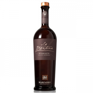 DISTILLERIE MARZADRO The Trentina Grappa Soft Cl70  Alcoholic Beverage