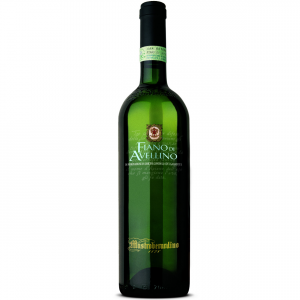 VINO MASTROBERARDINO Fiano Di Avellino Docg Cl75 Vino Italiano Bevanda Alcolica