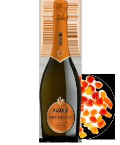 CANTINE MASCHIO Prosecco Extra Dry Treviso Doc Cl75 Vino Italiano