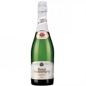 BOSCA Anniversary Spumante Dolce Cl75 Vino Italiano Bevanda Alcolica