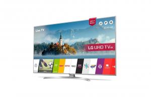 'LG 49Uj701V 49'' Uhd Stv Hdr Hk P. Tv Televisore'