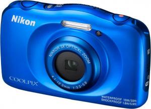 'NIKON Ncw111 W100 B Kit 13 3'' Ipxs Bluetooth Fotocamera'
