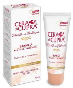 CUPRA Crema tubo bianca antietà 75 ml. - Creme viso e maschere