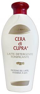 CUPRA P.mature latte 200 ml. - Creme viso e maschere