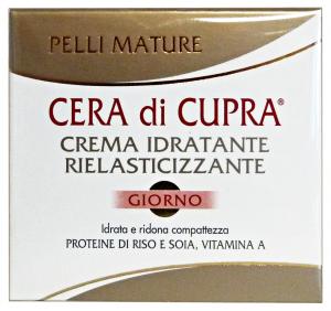 CUPRA Pelli MATURE Crema Idratante Rielasticizzante Giorno 50 Ml. Cura del viso