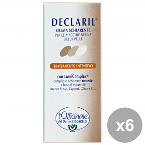 Set 6 DECLARIL Schiarente Intensiva 30 Ml. Cura del viso