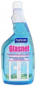 NUNCAS Glasnet Vetri Ricarica 750 Ml. Detergenti Casa