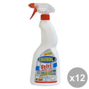 Set 12 IL MAGGIORDOMO Vetri TRIGGER 750 Ml. Detergenti casa