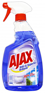 AJAX Vetri TRIGGER 750 Ml. Detergenti Casa