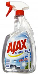 AJAX Detergente vetri crystal clean trigger 750 ml.