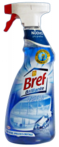 BREF Vetri TRIGGER 750 Ml. Detergenti Casa