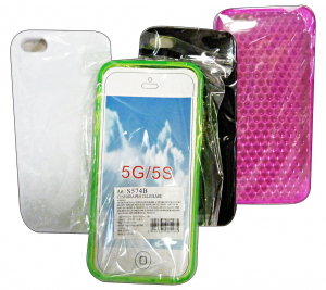 SETABLU Couverture I-phone 5g / 5s - Paquets Cadeau