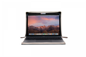 'TWELVE SOUTH BookBook Vol. 2 cover in pelle per MacBook 12'' USB-C'