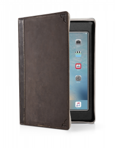 TWELVE SOUTH BookBook cover in pelle per iPad Air 2 - Marrone