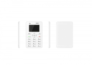 i-INN Credit Phone Whi Bluetooth Radio Fm Smartphone Telefono Cellulare