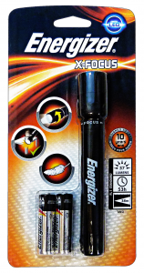 ENERGIZER Flashlight Led X-focus - Batteries And torce